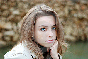 Sad Look Royalty Free Stock Photography - Image: 16968647