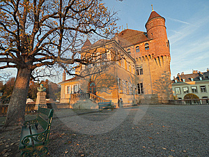 Castle St-Marie Royalty Free Stock Photography - Image: 16970357