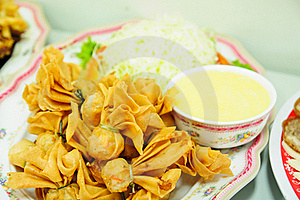Thai Food Stock Images - Image: 16970994