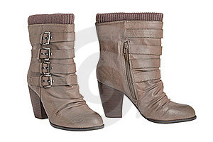 Women's Boots Stock Photography - Image: 16972472