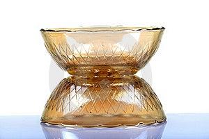 Glasschüsseln Lizenzfreies Stockfoto - Bild: 16973385
