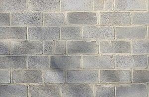 Grey Brick Wall Royalty Free Stock Image - Image: 16975006