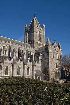 Christ Church Cathedral Stock Photos - Image: 16975123