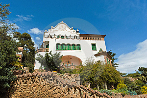 Spanish House. Stock Photo - Image: 16975540