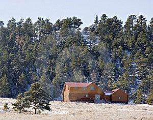 холмы кабины Стоковая Фотография - изображение: 16975592