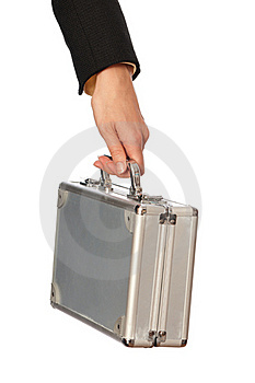 Metal Case Royalty Free Stock Photo - Image: 16975955