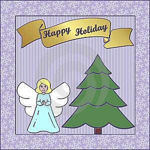 Christmas Card Stock Photos - Image: 16976773