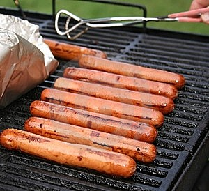 Cooking Out! Stock Photo - Image: 16977340