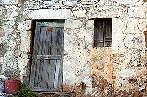 Greek House Royalty Free Stock Photo - Image: 16977415