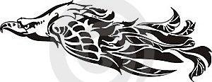 Eagle - Predatory Bird. Stock Images - Image: 16982404