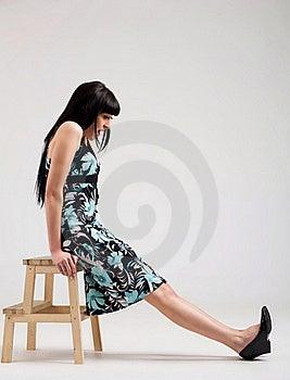 Beautiful Young Woman Stock Photos - Image: 16985143