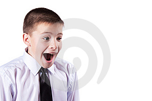 Boy Royalty Free Stock Image - Image: 16985376
