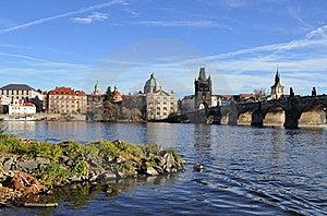 Warm November 2010 In Prague Stock Photos - Image: 16990523