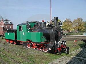 Narrow Gauge Train Stock Photos