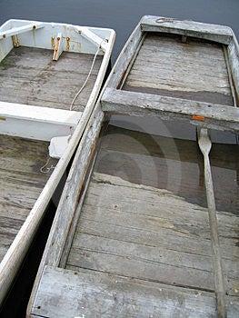 Maine Rowboats Free Stock Images