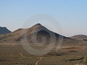 Холм Стоковая Фотография