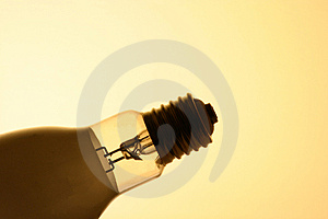 Bulb Thread Stock Image