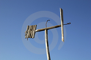Wind Direction Stock Images