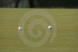 Two Balls Free Stock Photo