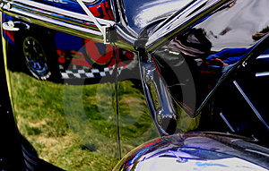 Car Show Free Stock Image