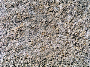 Pitted Beach Sand 11 Stock Photo