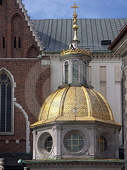 Golden Dome Free Stock Photos