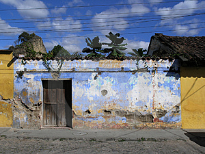 Old Grungy Building Royalty Free Stock Images - Image: 1701299