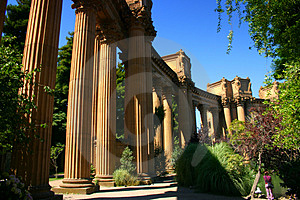 Palace Of Fine Arts, San Francisco Royalty Free Stock Photography - Image: 1706157