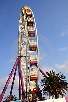 Ferris Wheel Stock Photography - Image: 1707842