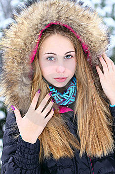 Winter Potrait Royalty Free Stock Photo - Image: 17001825