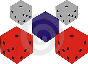 Cubes Royalty Free Stock Photography - Image: 17007527