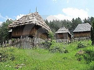 Old Village Stock Images - Image: 17012074
