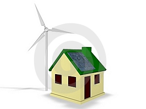 Alternative Energy Concept Stock Image - Image: 17012221