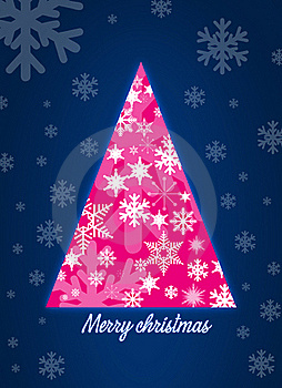 Christmas Card Royalty Free Stock Image - Image: 17013106