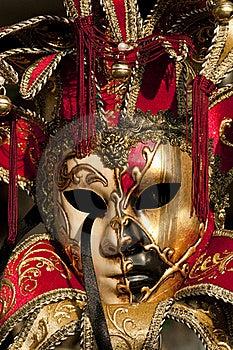 Joker Mask Royalty Free Stock Photos - Image: 17015408