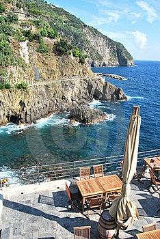 Liguria Sea - Italy Stock Photography - Image: 17017272