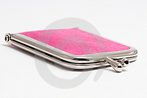 Pink Purse Royalty Free Stock Photos - Image: 17022298