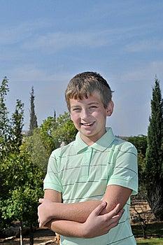 Portrait Of A Boy Stock Image - Image: 17022801