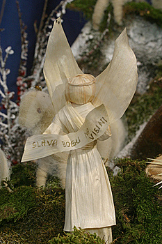 Christmas Angel Royalty Free Stock Photos - Image: 17023118