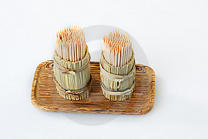 Wooden Toothpicks Royalty Free Stock Photos - Image: 17039918