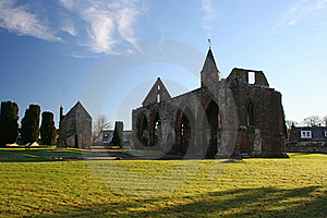 Fortrose Cathedral, Fortrose, Scotland Stock Photography - Image: 17039962