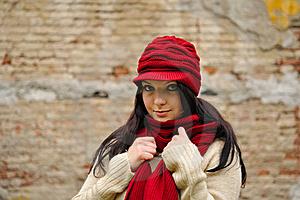 Autumn Beauty Woman Royalty Free Stock Image - Image: 17057936
