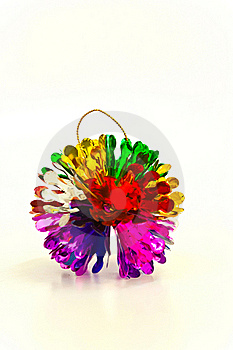 Christmas Baubles Royalty Free Stock Photography - Image: 17059937