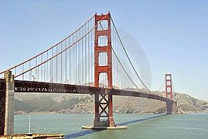 Golden Gate Bridge Stock Images - Image: 17060054