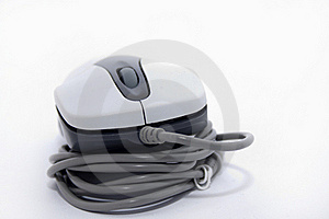 Computer Mouse,BG. Royalty Free Stock Photos - Image: 17061648