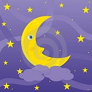 Night Royalty Free Stock Photo - Image: 17062115