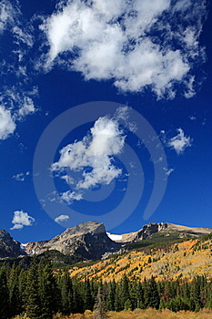 Colorado Skies Stock Photo - Image: 17073690