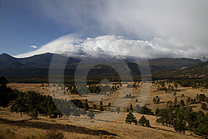 Rocky Mountain Scenic   Royalty Free Stock Image - Image: 17074156