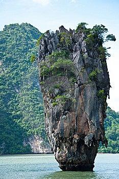 Niewolna Wyspa James Fotografia Royalty Free - Obraz: 17075057
