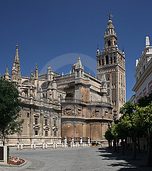 Cathedral Royalty Free Stock Photos - Image: 17075668